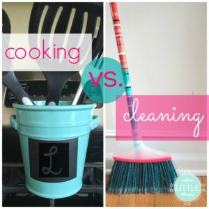 would you rather a personal chef or a cleaning service?