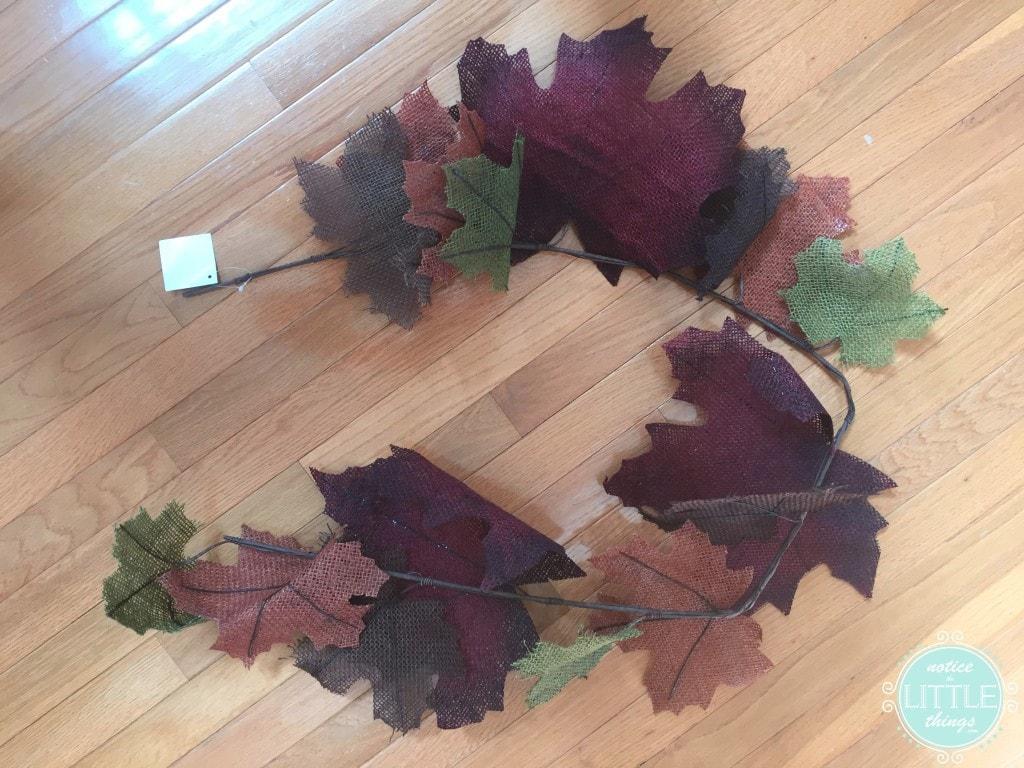 wreath leaves