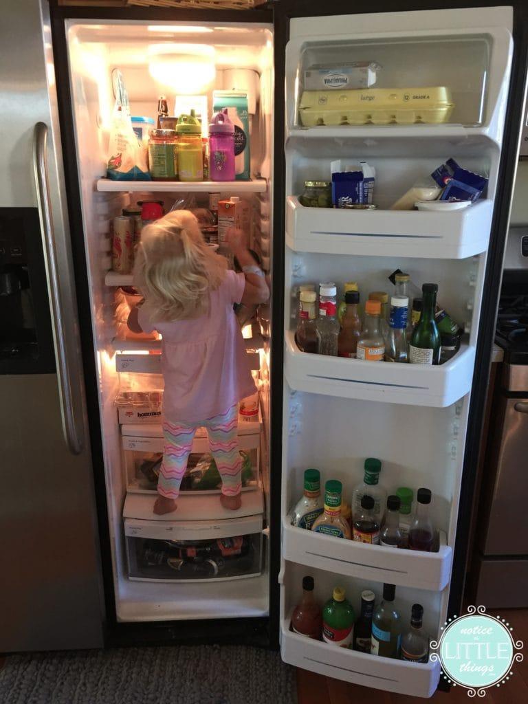 K fridge