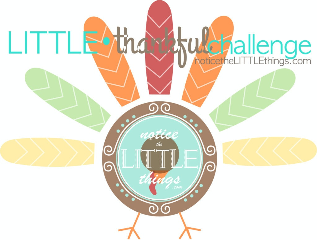 little thankful challenge logo