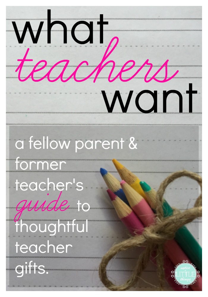 gifts teachers really want and need for end of the year teacher gifts or teacher appreciation gifts