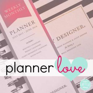 planner love