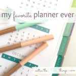 my favorite planner ever