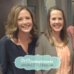 ntlt friday friends :: katie's LITTLE things 12.9.16