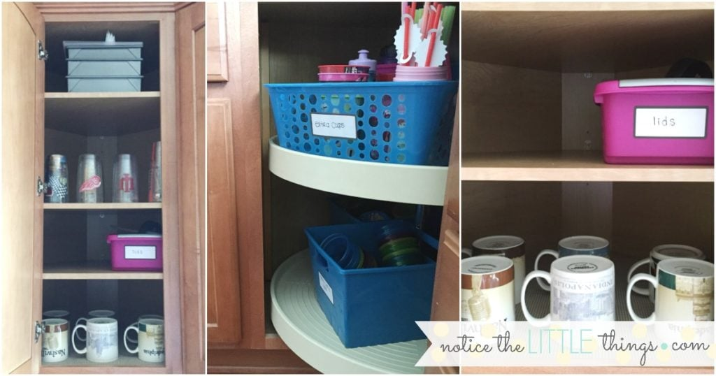 organize your kitchen cabinets fast with this easy method. #organizedcabinets #easykitchenorganization #kitchenorganization #howtoorganizecabinets #easyorganizationideasforyourhome #kitchencabinetorganization #tipstoorganizecabinets #organizingideas #organizingtips #organizedcupcabinet #organizedlazysusan #lazysusanorganizationideas #dollarstoreorganization #dollarstorehacks #favoritedollarstoreproducts