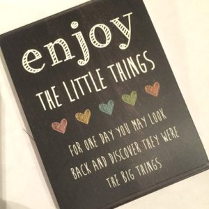 notice the LITTLE things december 15th