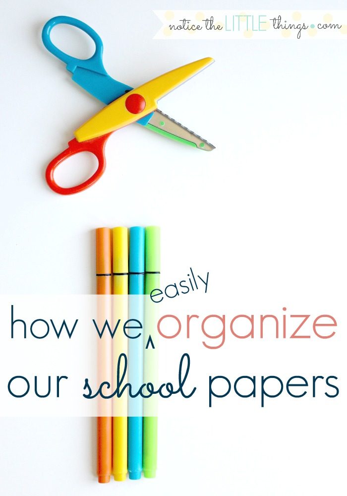here's my busy mom way to easily organize the school papers we want to keep. the solution is fast and inexpensive, and we are prepped to stay organized through grade 12! #schoolpapers #organizingartwork #organizingstudentwork #organizedmom #organizedstudent #schoolpaperorganization #schoolmemories #organizedkidartwork #organizedkidspaces #kidspaperorganization #artworkstorageideas #paperstorageideas