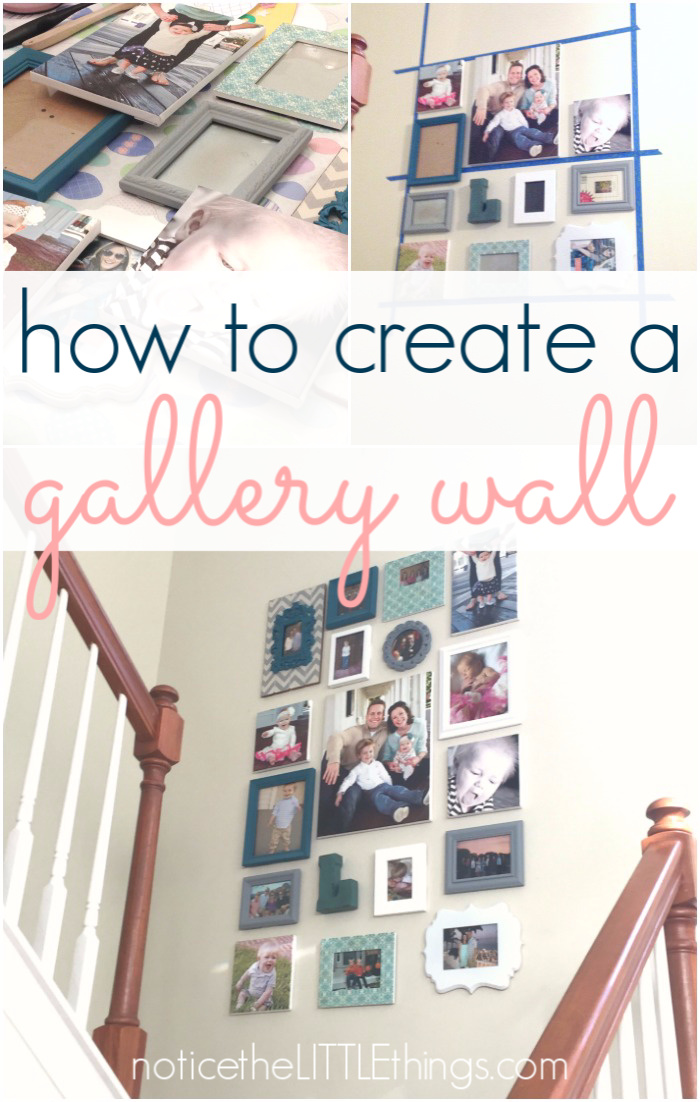picture gallery wall display