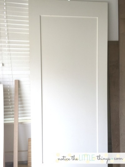 solid wood sliding barn door