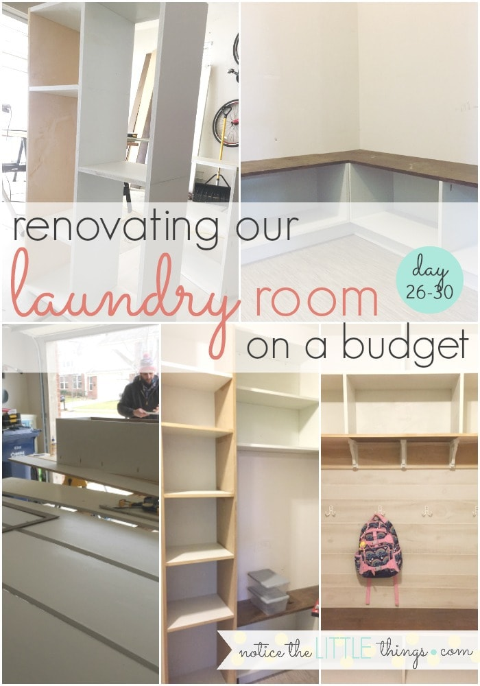 laundry room built-ins