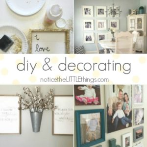 easy and affordable diy and decorating projects for your home