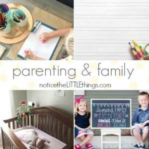 parenting tips and ideas for raising children and your family life