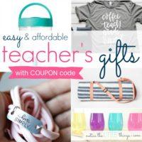 fun easy affordable teacher appreciation gifts