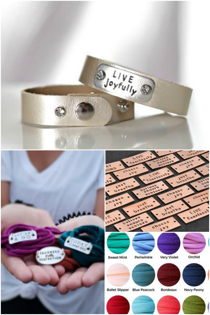 momentum jewelry wrap bracelets and leather stamped bracelets