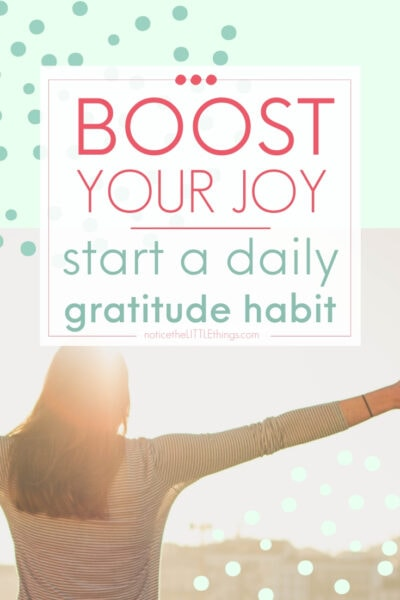 boost your mood with this easy daily habit